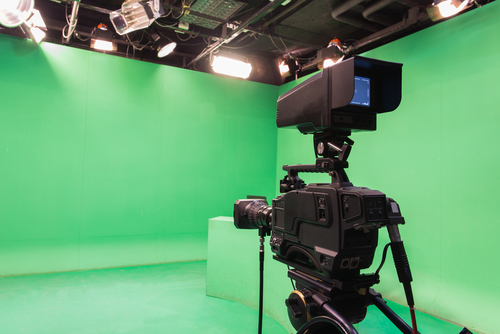Professionelles Agentur-Studio